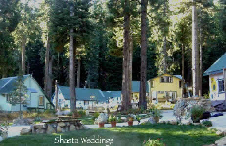wedding ceremony village lodging